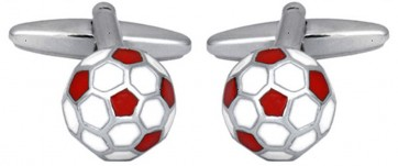 Novelty England Football Cufflinks