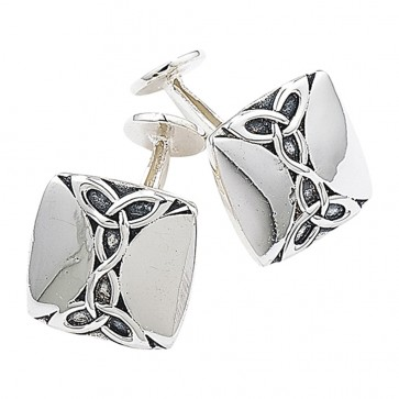 Sterling Silver Celtic Cufflinks