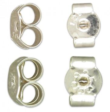 Sterling Silver Butterfly Back Earring Kit