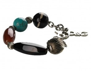 Dolce And Gabbana Pebble Bracelet