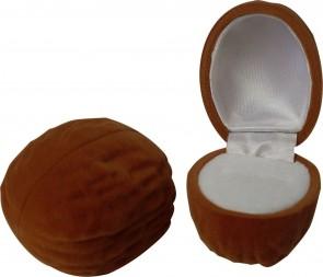 Walnut Ring Box